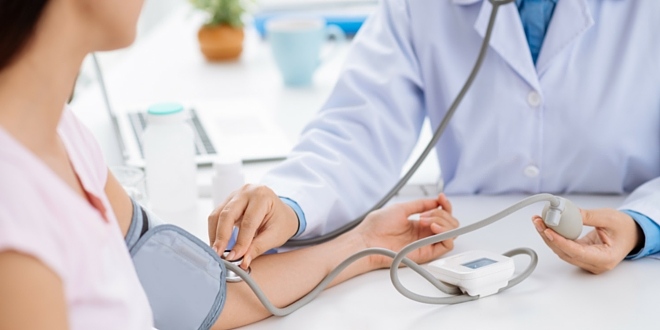 Blood Pressure: The Lower the Better